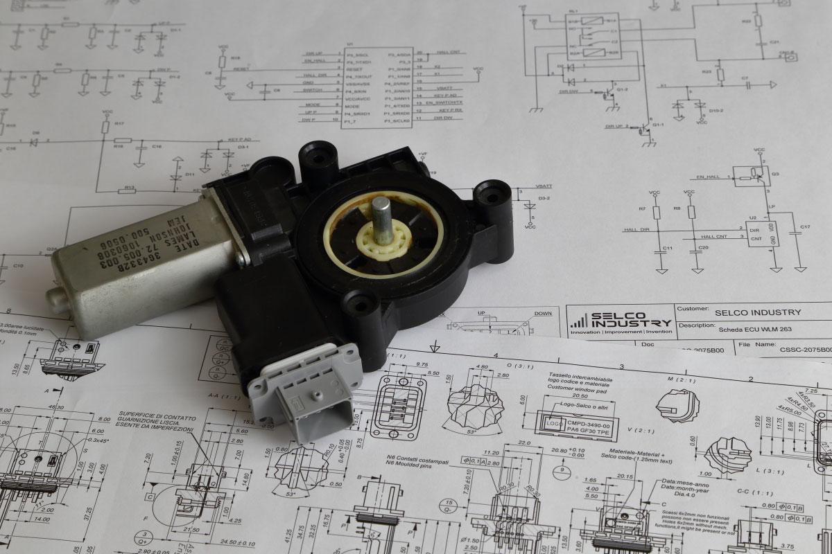 progettazione di soluzioni elettroniche